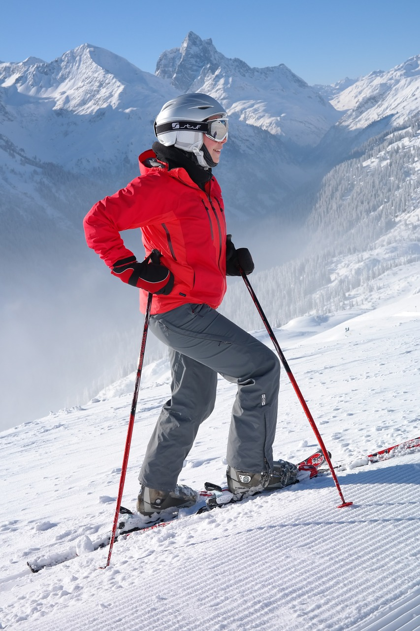 clases esquí sierra en nevada