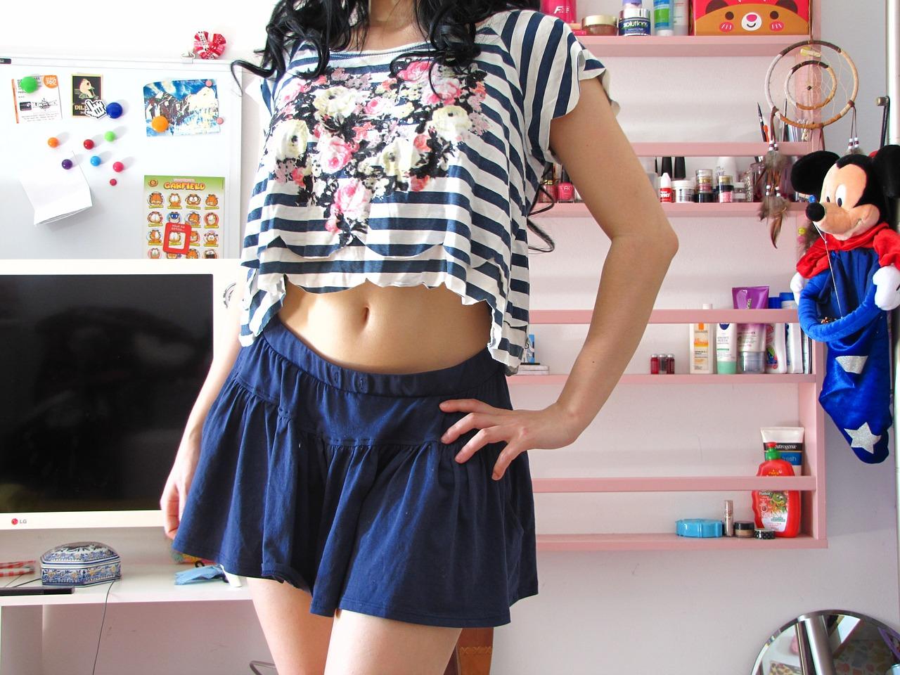 Moda, Rayas