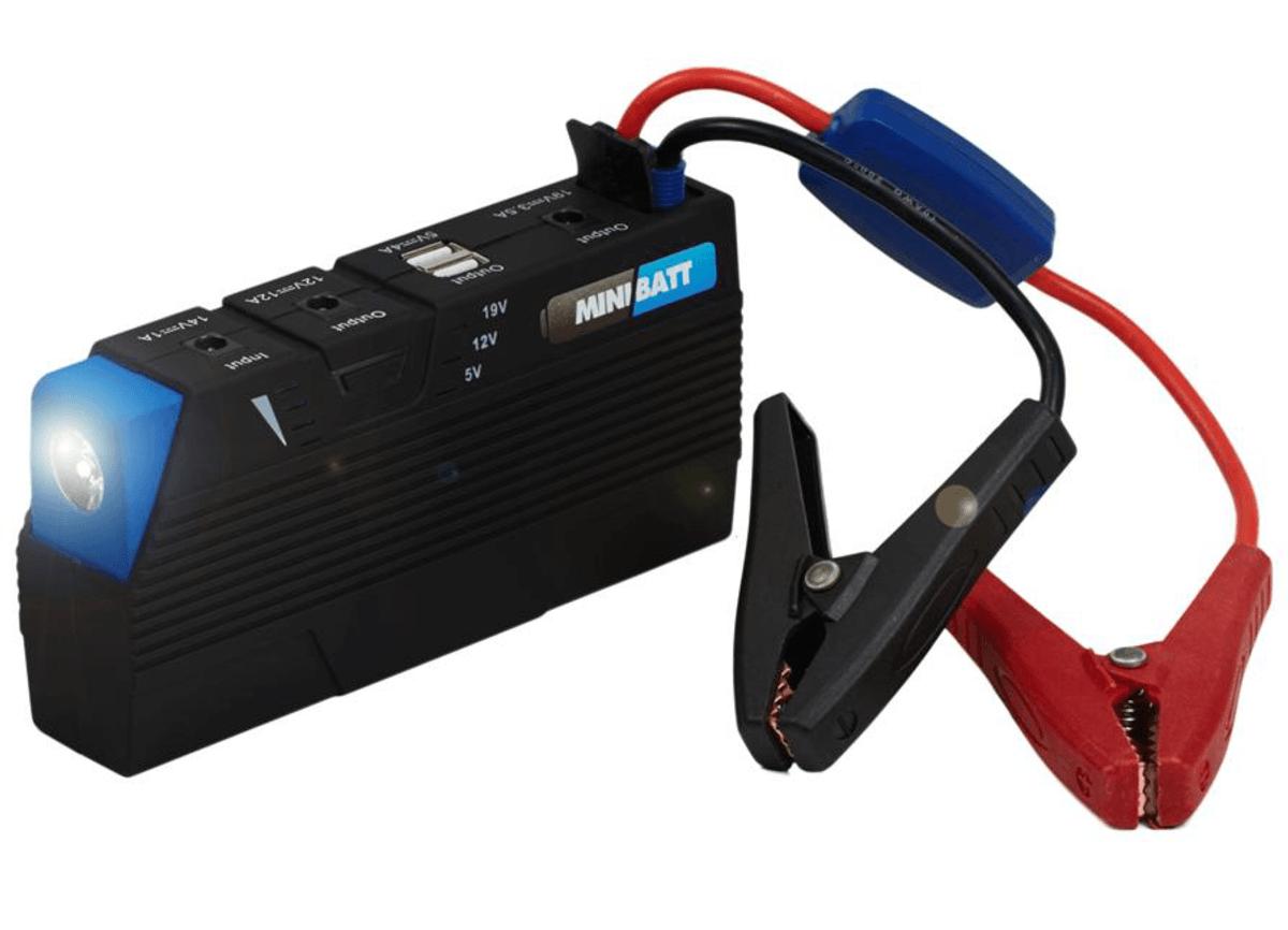 Arrancadores de baterias moto